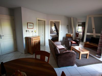 Photo for Very nice apartment at the vineyard in Biodynamic Agriculture
