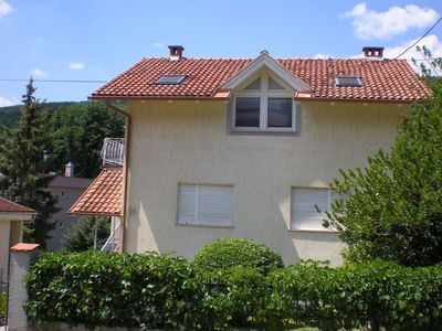 Photo for Apartment II For Holidays Surrounded With A Garden (FREE WI-FI & FREE PARKING)