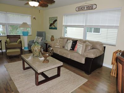 Photo for WOW! Indian Rocks Beach Rental, Private Unit, A, Renovated,Short walk to beach.