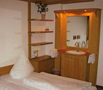 Photo for Double / B & B with extra bed - Landhaus Windrose