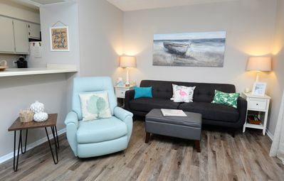 Photo for Quiet WEST END condo, FULLY EQUIPPED AND UPDATED!