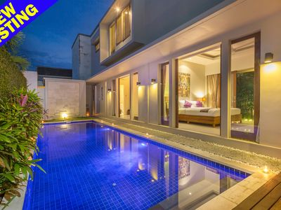 Photo for 3 Bedroom Villa 10 Minutes Driving from Echo/ Berawa Beach, Canggu;