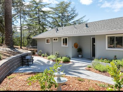 Photo for 4BR House Vacation Rental in Los Altos Hills, California