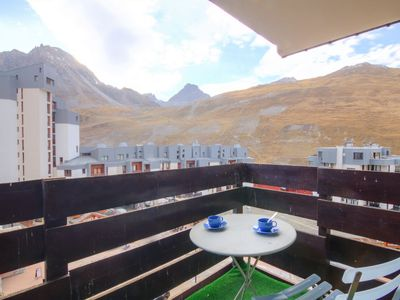 Photo for Apartment 318 m from the center of Tignes with Internet, Lift, Balcony, Washing machine (338956)