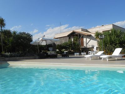 Photo for Beautiful Semi-detached Villa With Private,secluded Pool,patio&Garden
