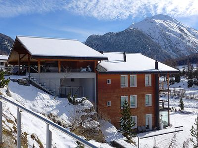 Photo for Apartment Chesa Lej  in Pontresina, Engadine - 4 persons, 2 bedrooms