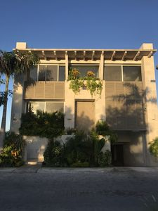 Photo for Beautiful house with private dock in Puerto Cancun
