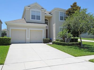 Photo for At Last You and Your Family can Rent a Luxury Villa on Windsor Hills Resort with a Private Pool, Orlando Villa 1414