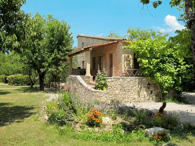 Photo for Apartment Chante L'Oiseau - Grand Mas  in Sigonce, Pays Forcalquier - 8 persons, 4 bedrooms