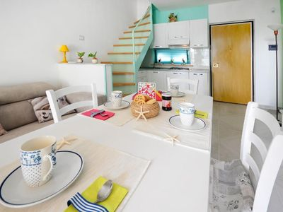 Photo for Holiday apartment Vasto for 5 persons with 2 bedrooms - Penthouse holiday apartment