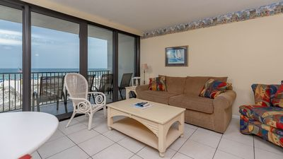 Photo for FREE Nights! Great Weather! Island Winds in Gulf Shores ~ 1BR GULF FRONT