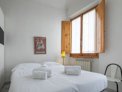Photo for Spacious and bright studio apartment in Santa Croce