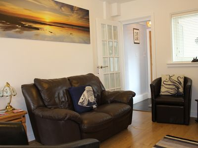 Photo for Hidden Gem.  Cosy Two Bedroomed Former Fishermen's Cottage - Free WI-FI