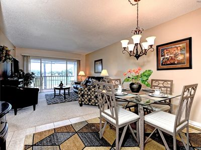 Photo for Amazing View - On Golf Course - Near Beaches, Shopping & Restaurants