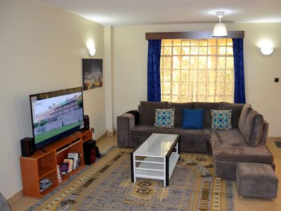 Photo for Countryside Villa -3BR with Unlimited WIFI&DSTV