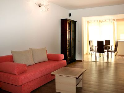 Photo for 2 bedroom Apartment, sleeps 4 in Poreč with Air Con and WiFi