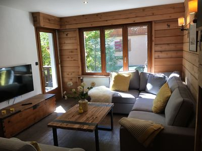 Photo for 4BR House Vacation Rental in Les Houches, Auvergne-Rhône-Alpes