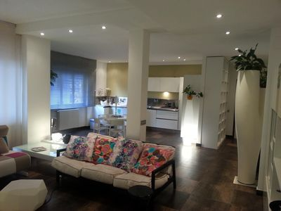 Photo for Apartment Open Space 100 m from the sea
