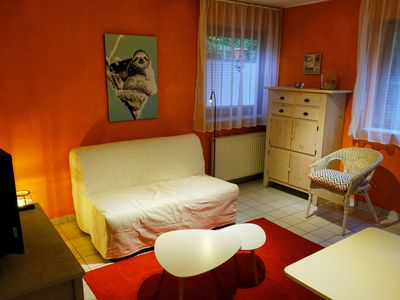 Photo for Charming apartment in the green Refrath - Mediterana / Cologne / fair / airport