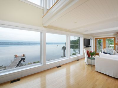 Photo for Wayne's View - Captivating Waterfront Retreat!