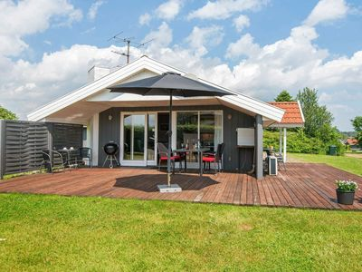 Photo for Quaint Holiday Home in Hejls with Relaxing Whirlpool
