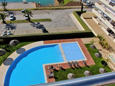Photo for Apartment Atyla is a delightufl two bedroom apartment located in Vilamoura in the heart of the Algarve. This holiday apartment enjoys fabulous sea and marina views.