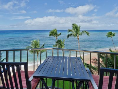 Photo for Valley Isle Resort 705 beautiful oceanfront condo