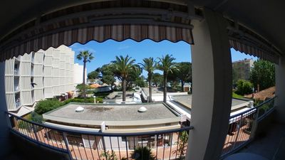 Photo for Furnished studio in residence in the heart of Le Lavandou