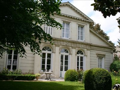 Photo for Historic, Unique Bed and Breakfast in the Heart of the Loire Valley