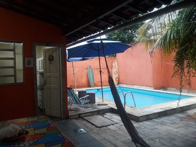 Photo for House with swimming pool in Piratininga Beach