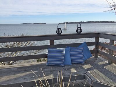 Nautical Cottage on Pleasant Bay: Go sailing, live simply, dream extravagantly