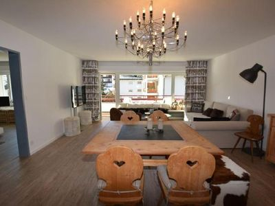 Photo for Holiday apartment Lenzerheide/Lai for 2 - 4 persons with 1 bedroom - Holiday apartment