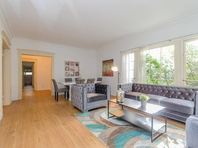 Photo for 3rd St · Gorgeous 4BR near Cedars Sinai,  Sleeps 10!