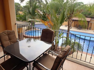 Photo for New, Exceptional and Large 1 Bedroom Condo with great Pool View