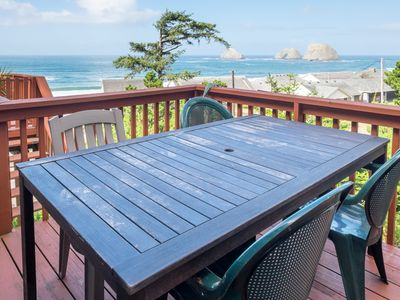 Photo for Edelweiss Beach Chalet Beach Front Property