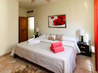 Photo for PLAYA INN-PH5 - 3BR Penthouse with Rooftop Terrace - Apartment for 7 people in Playa del Carmen