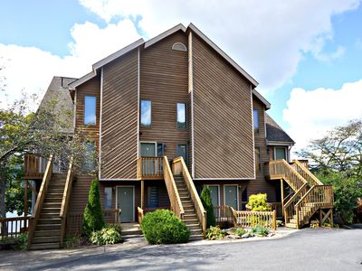 Photo for Hartwood K- Lakefront Townhome in Central Deep Creek Lake