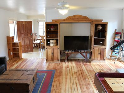 Photo for Close to Midtown! Big living area with shuffle board table!