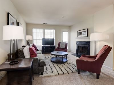 Photo for Fantastic DC Location! 5 Minute Walk to the Metro! Pool!!