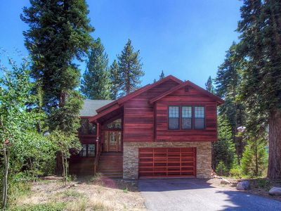 Photo for Cancel for Free Tahoe Vista Retreat w/Private Hot Tub