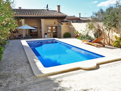 Photo for Village house with garden in the center of the island of MallorcaHouse with garden