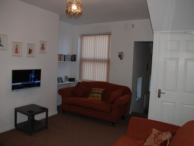 Photo for Beautifully furnished, sleeps 4 adults & 1 baby, also pet friendly.