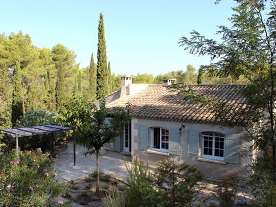 Photo for A haven of peace in St Remy de Provence