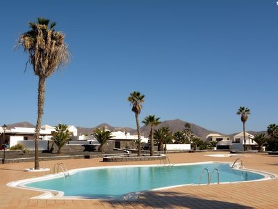 Photo for House in the center of Playa Blanca with Parking, Internet, Pool, Garden (640524)