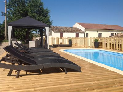 Photo for Luxury Farmhouse With Private Swimming Pool, Jacuzzi, Gym And Stunning Views