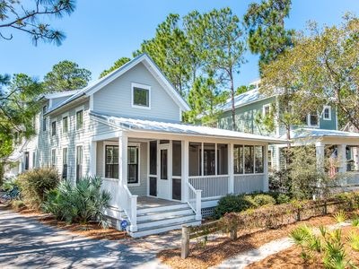 Photo for Executive Access Home! Forest District! Gas Grill! Carriage House!