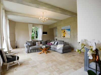 Photo for Ferme de Vernouillet - Charming residence - all comfort