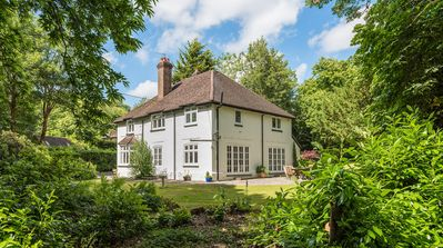 Photo for ***NEW LISTING*** Large detached House set in Woodland grounds