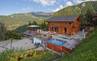 Photo for Lovely ski Chalet & summer family reunions, Hot tub, sauna, sleeps up to 16