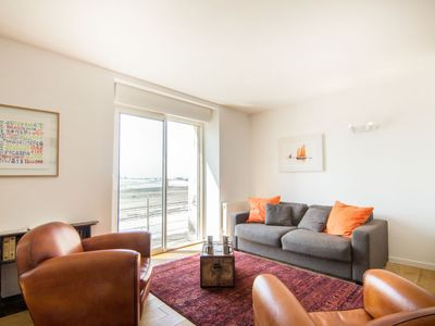 Photo for Apartment Dauphine  in Saint Malo, Brittany - Northern - 7 persons, 3 bedrooms